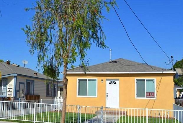 4619 W 160th Street - 4619 West 160th Street, Lawndale, CA 90260