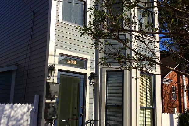 509 N ALFRED STREET - 509 North Alfred Street, Alexandria, VA 22314