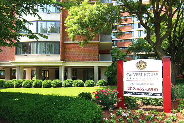 Calvert House Apartments - 2401 Calvert St NW, Washington, DC 20008