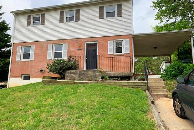 8615 KULT LANE - 8615 Kult Lane, Camp Springs, MD 20744