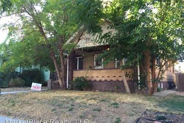 4233 Vallejo Street Denver County - 4233 Vallejo Street, Denver, CO 80211