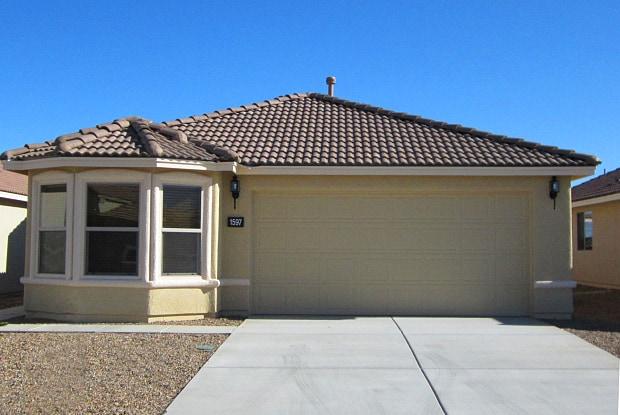 1597 Braddock Drive - 1597 Braddock Dr, Sierra Vista, AZ 85635