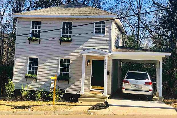 1110 GREYMONT AVE - 1110 Greymont Avenue, Jackson, MS 39202