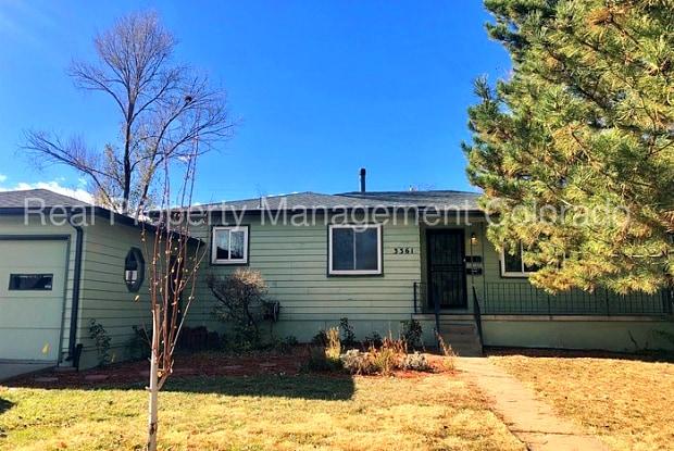 3361 South Dahlia Street - 3361 South Dahlia Street, Denver, CO 80222