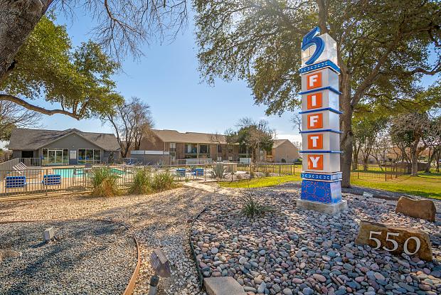 5 Fifty - 550 Heimer Rd, San Antonio, TX 78232