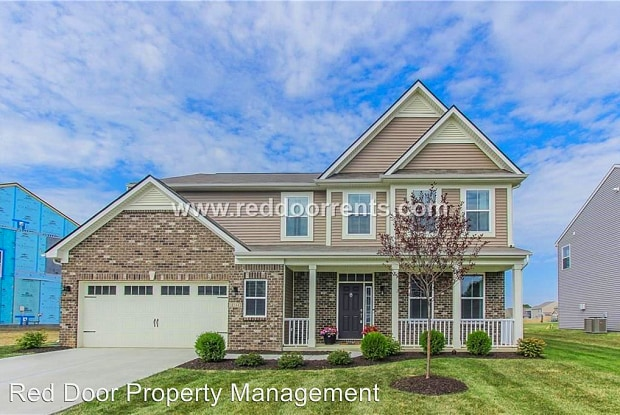 4544 Goose Rock Drive - 4544 Goose Rock Dr, Indianapolis, IN 46239