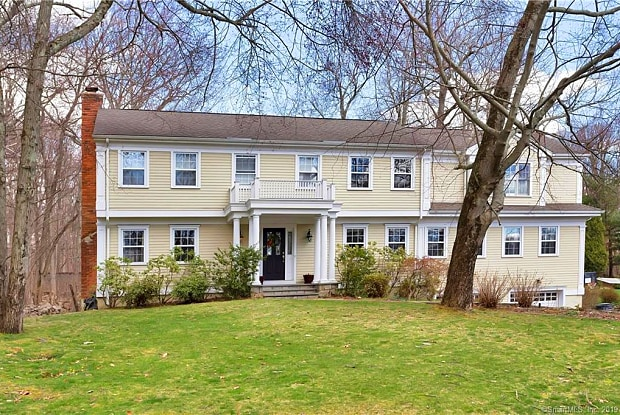 53 Country Club Road - 53 Country Club Road, Darien, CT 06820