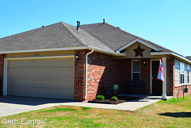Glen Eagle Duplexes - 3400 East Fairmont Street, Broken Arrow, OK 74014