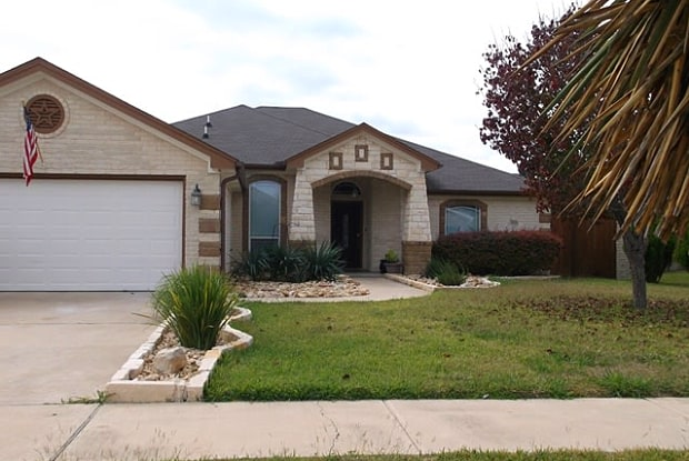 3508 Barbed Wire Drive - 3508 Barbed Wire Drive, Killeen, TX 76549
