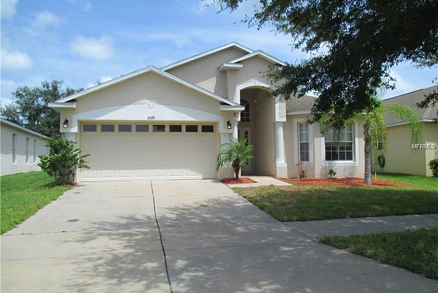 15435 LONG CYPRESS DRIVE - 15435 Long Cypress Drive, Sun City Center, FL 33573