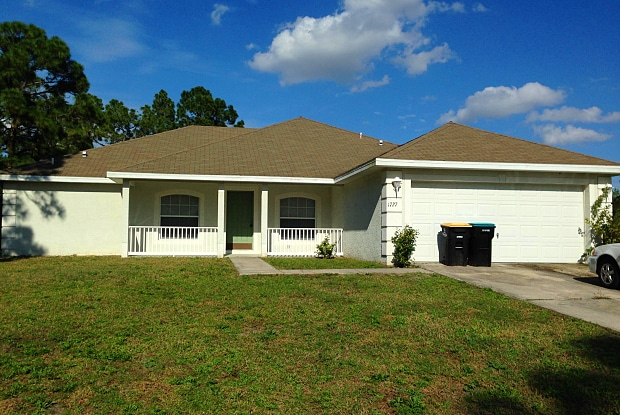 1727 NW Rangoon Road - 1727 Rangoon Road Northwest, Palm Bay, FL 32907