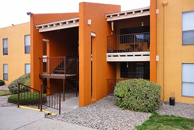 Mountain Vista Apartments - 1501 Tramway Blvd NE, Albuquerque, NM 87112
