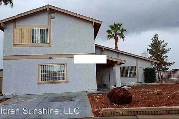1606 Jaboneria Dr. - 1606 Jaboneria Drive, Sunrise Manor, NV 89104