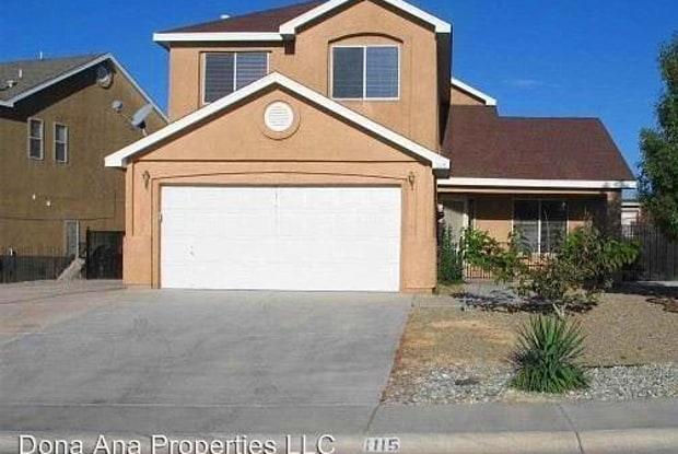 1115 Turkey Knob - 1115 Turkey Knob Drive, Las Cruces, NM 88012