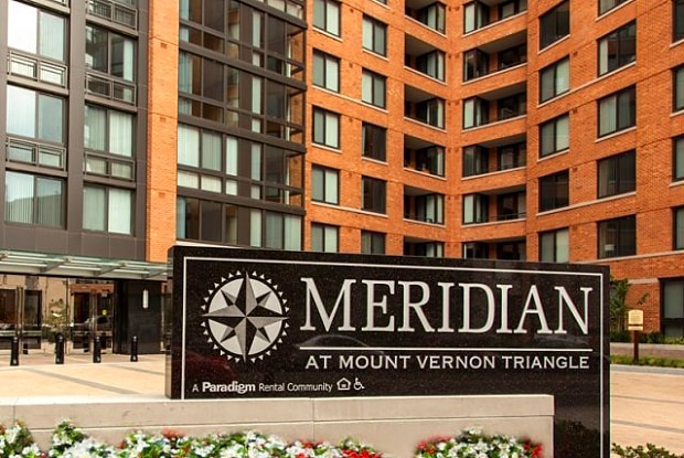 Meridian at Mt. Vernon Triangle - 425 L St NW, Washington, DC 20001