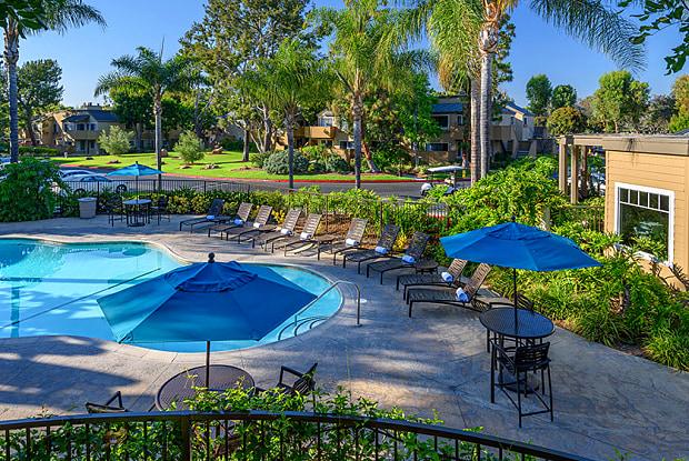 Woodbridge Apartments - 50 Eastshore, Irvine, CA 92604
