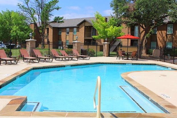 Hawthorne House - 2811 W Loop 250 N, Midland, TX 79705