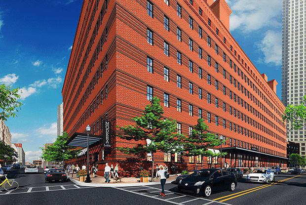 Modera Lofts - 110 Morgan Street, Jersey City, NJ 07302