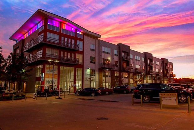 Park Avenue Lofts - 320 S University Ave, Little Rock, AR 72205