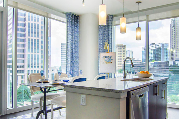 Post midtown atlanta apartments for rent for 2 bedroom apartments in midtown atlanta