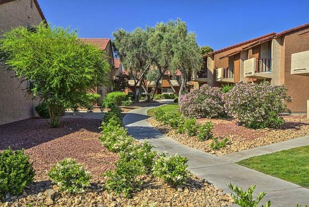 Twain Estates - 3651 Arville Street, Paradise, NV 89103