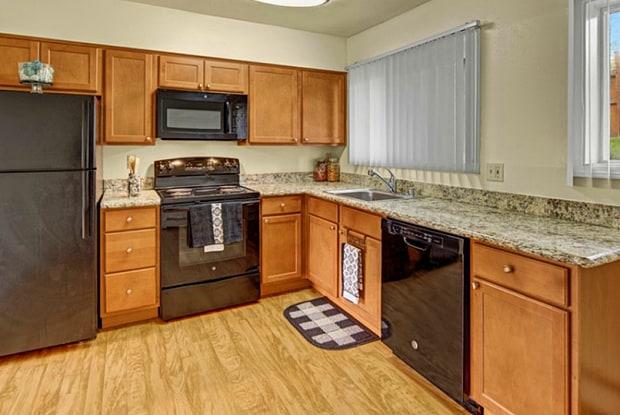 Montclair Apartments - 7847 Jewel Lake Rd, Anchorage, AK 99502