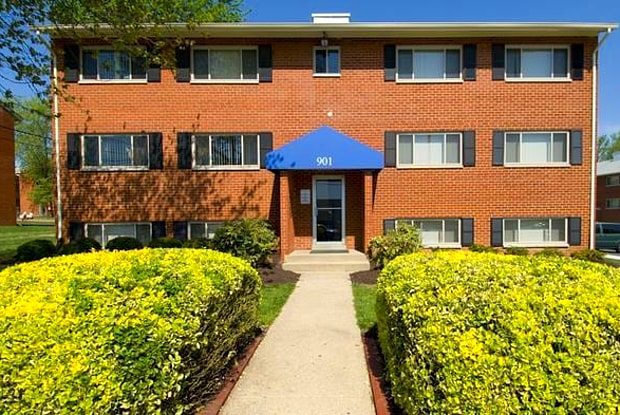 The Dona Apartments - 405 Armstrong Ct, Laurel, MD 20707