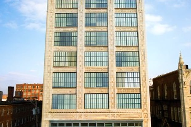 Packard Motor Car Building - 317 N Broad St, Philadelphia, PA 19107