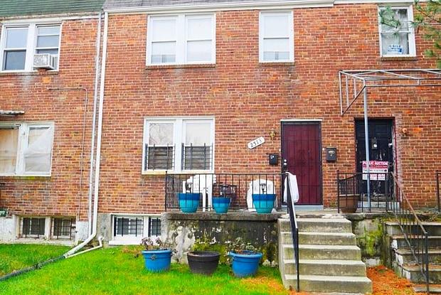2513 Mosher St Apt. B - 2513 W Mosher St, Baltimore, MD 21216
