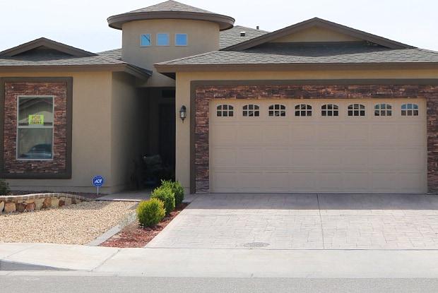 5893 BLACKWOOD - 5893 Blackwood Street, Sunland Park, NM 88008