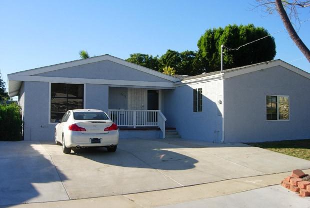 5318 Redding Rd - 5318 Redding Road, San Diego, CA 92115