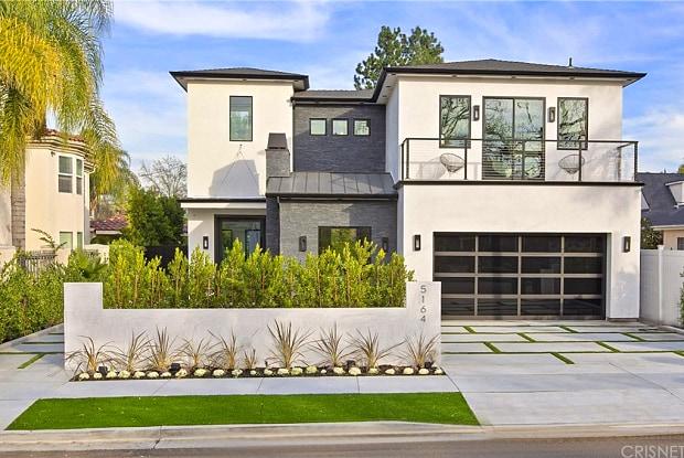 5164 Gloria Avenue - 5164 Gloria Avenue, Los Angeles, CA 91436