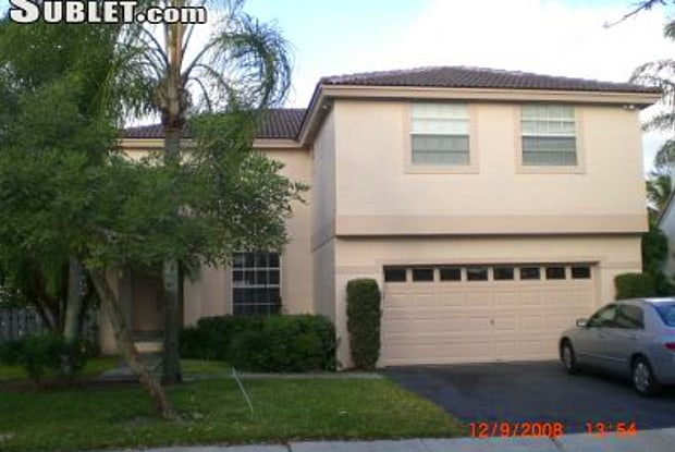 1280 Nw 133 Ave - 1280 NW 133rd Ave, Sunrise, FL 33323