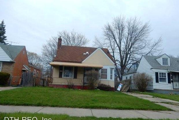 16291 Fairmount Dr - 16291 Fairmount Drive, Detroit, MI 48205