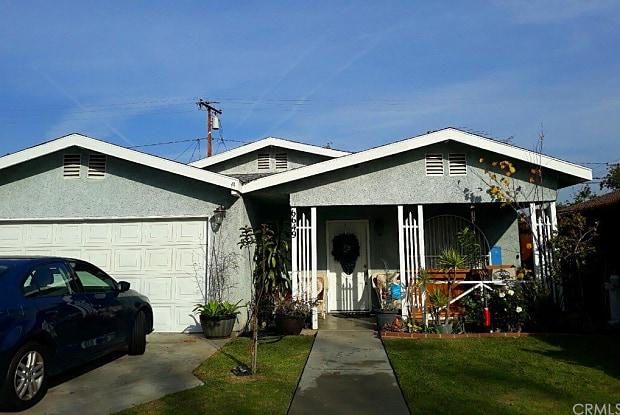 6649 San Vincente Street - 6649 San Vincente Street, Paramount, CA 90723