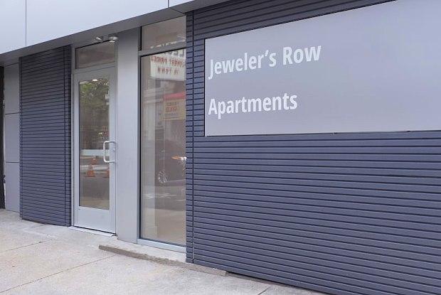Jewelers Row Apartments - 122 South 8th Street, Philadelphia, PA 19107