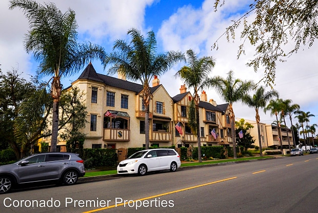 918 8th Street - 918 8th Street, Coronado, CA 92118