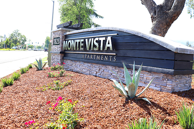 Monte Vista Apartments - 1825 Foothill Blvd, La Verne, CA 91750