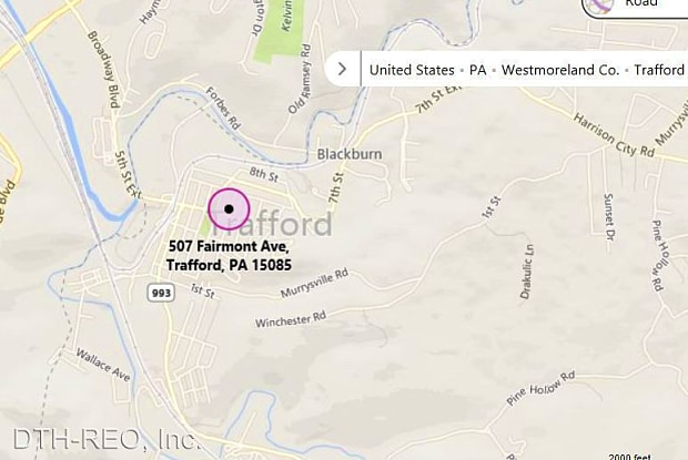 507 Fairmont Ave - 507 Fairmont Avenue, Trafford, PA 15085