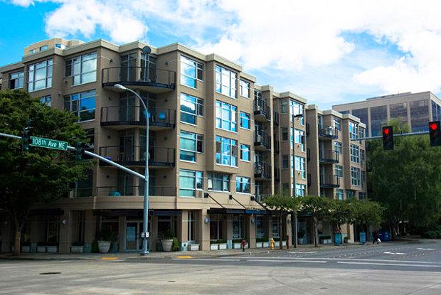Limestone - 900 108th Ave NE, Bellevue, WA 98004