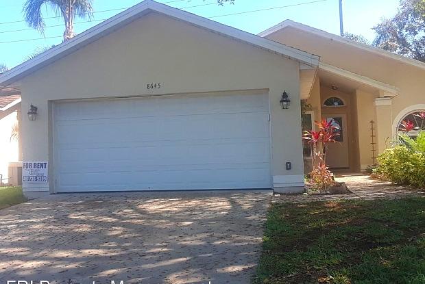 8645 Huntfield Street - 8645 Huntfield Street, Town 'n' Country, FL 33635