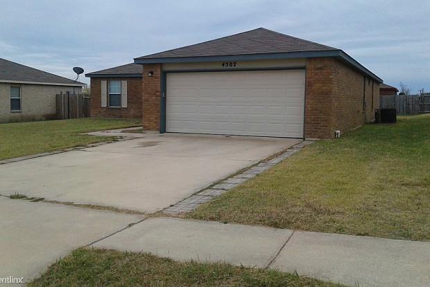 4502 Lloyd Dr - 4502 Lloyd Drive, Killeen, TX 76549
