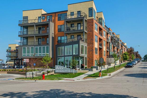 Apex on Quality Hill - 1050 Jefferson St, Kansas City, MO 64105