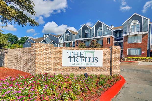 The Trellis At Lake Highlands - 9707 Walnut Hill Ln, Dallas, TX 75238