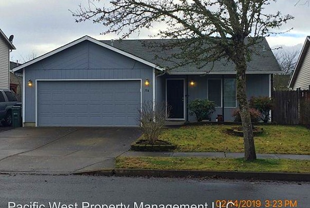 754 Wisteria St - 754 Wisteria Street, Independence, OR 97351