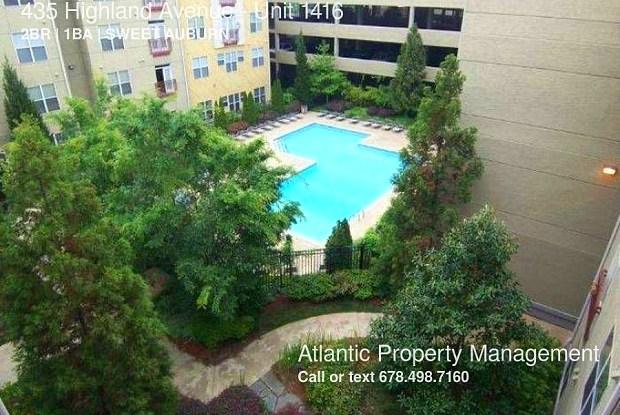 435 Highland Avenue - 435 Highland Avenue Northeast, Atlanta, GA 30312
