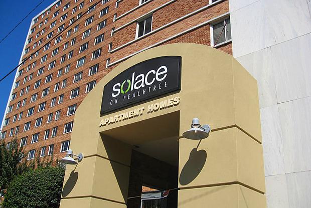 Solace on Peachtree - 710 Peachtree St NE, Atlanta, GA 30308