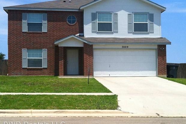 3809 LATIGO - 3809 Latigo Drive, Killeen, TX 76549