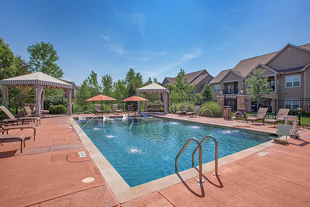 Stonepost Ranch Apartments - 12801 W 136th St, Overland Park, KS 66221