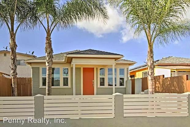 3852 37th Street - 3852 37th Street, San Diego, CA 92105